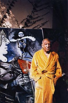 Picasso 89th birthday,1970