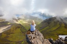 Slaettaratindur is the highest peak and one of the many things to see in the Faroe Islands.
