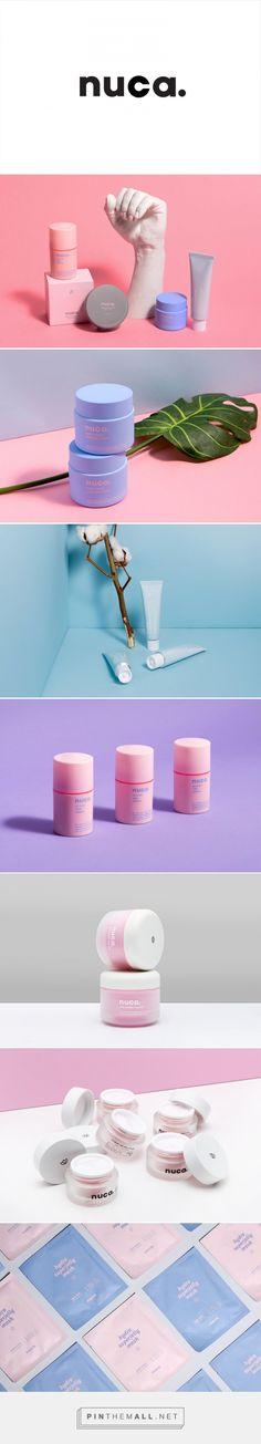 EGGPLANT FACTORY님의 'nuca(누카)' 브랜드 디자인  - 그래픽 디자인, 브랜딩/편집