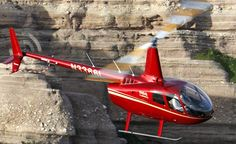 First flight of the Robinson R66 utility helicopter 7/11 2007.