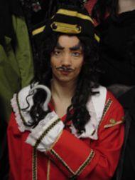 Piraat - Kapitein Haak