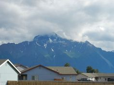 Great View of the Alps