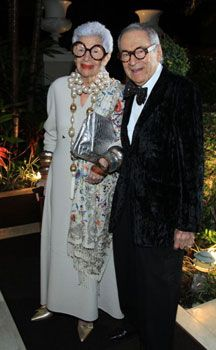 Global Style Persona | inspired by Many Cultures | Iris and Carl Apfel.