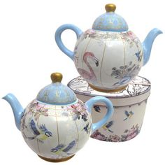 Disaster Designs The Aviary Teapot - Le Loup