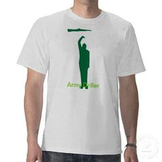 DrillMaster's Army Driller T http://www.zazzle.com/army_driller-235021555438752323