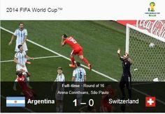 Argentian beat Swit