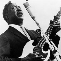 "McKinley Morganfield (April 4, 1915 – April 30, 1983), known as Muddy Waters, was an American blues musician, generally considered the ""father of modern Chicago blues"". He was a major inspiration for the British blues explosion in the 1960s,[1] and was ranked No. 17 in Rolling Stone magazine's list of the 100 Greatest Artists of All Time."
