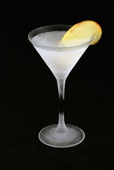 The Apple Martini