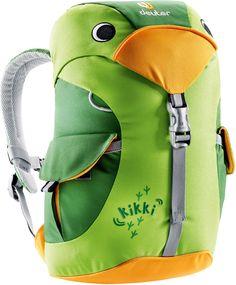 Deuter Kikki sac à dos pour enfant, kiwi-emerald Hiking Gear, Hiking Backpack, Camping Gear, Backpack Bags, Camping Stuff, Adventure Gear, Backpack Online, Kids Backpacks, Luggage Bags