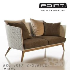 Point Arc Outdoor Sofa Model available on Turbo Squid, the world's leading provider of digital models for visualization, films, television, and games. Black Sofa, White Sofas, Outdoor Furniture Sofa, Outdoor Sofa, Muuto Sofa, Patchwork Sofa, Luxury Sofa, 3d Models, 2 Seater Sofa