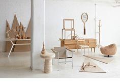 Möbel, in Zusammenarbeit mit Irina Graewe für Schöner Wohnen