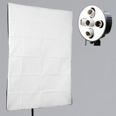 56.90$  Watch here - http://ali2bq.worldwells.pw/go.php?t=32368142300 - Photography Studio Soft Box Reflector Kits 5 Lamp Holder with 60x90cm Softbox Photo Studio Accessories Fotografia 56.90$