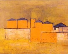 Orange Houses..alexandru ciucurencu
