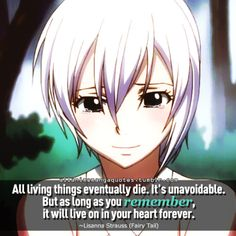 Lisanna is one of my favorite fairy tail characters! Nali Fairy Tail, Fairy Tail Love, Fairy Tail Girls, Fairy Tail Ships, Fairytail, Jellal, Manga Quotes, Anime Qoutes, Me Anime