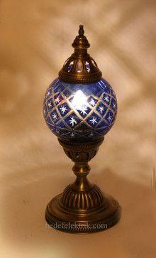 Turkish Style - Ottoman Lighting traditional table lamps