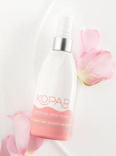 Coconut Rose Toner | **Kopari Beauty**