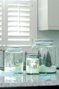 Winter Wonderland - simple to make and  so pretty