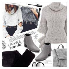 """Holiday Style: Cozy Chic"" by meyli-meyli ❤ liked on Polyvore featuring Chanel, sass & bide, NYX, Bobbi Brown Cosmetics, MAC Cosmetics and cozychic"