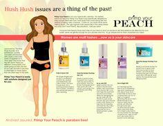 Ingrow hairs, pigmentation, ance, varicose veins www.primpyourpeach.com