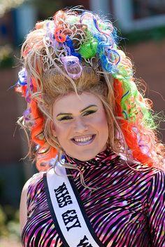 Seattle Pride Parade Miss Gay Washington