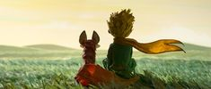 Coleção em Ação: Crítica: O Pequeno Príncipe (2015)