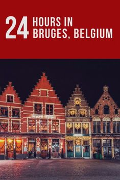 How to spend one day in Bruges, Belgium. These top activities will allow you to see the best of the fairy tale town of Bruges. Belgium Europe, Visit Belgium, Travel Belgium, Europe Travel Guide, Travel Guides, Travel Destinations, Europe Packing, European Destination, European Travel