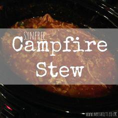 campfire stew recipe
