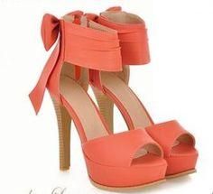 fashion women dress sexy shoes platform pumps