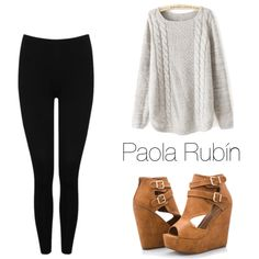 Untitled #36 by pao-xox on Polyvore featuring polyvore fashion style M&Co Ashley Stewart
