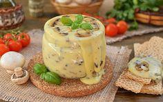 По этому легкому рецепту вы сможете приготовить плавленый сыр своими руками. Сыр получается очень вкусным, питательным и из натуральных ингредиентов. Он универсальный в использовании.