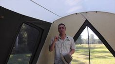 How to Clean your Canvas Tent:- Jarrod Michael, The Camping Guru from Camping Country Australia demonstrates how to clean, care for and maintain your canvas tent. Jarrod has a 'buy it once' mantra and believes in high quality camping gear that delivers the best camping experience ever. If your tent is looked after and maintained it will give you many years of family camping fun times together. For more info & camping tips visit: www.campingcountryaustralia.com.au