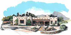 1121A House Plan - 6484