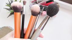 My Everyday ​Makeup Brushes - Beauty Candy Loves