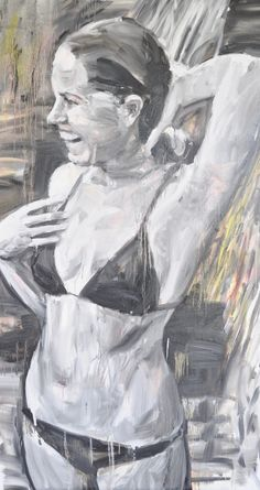 Oil On Canvas, Paintings, Artwork, Work Of Art, Painted Canvas, Painting, Oil Paintings, Draw, Portrait