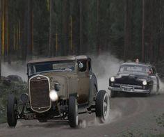 The Hot Rod Feed - Early Hot Rods, Rat Rods, Roadsters & Custom Cars | dastardlydan72 September 2017