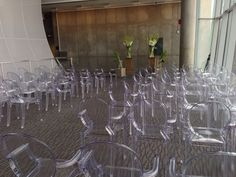 Charming Chairs – Contemporary Wedding