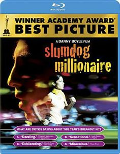 2008: And the winner is...Slumdog Millionaire! Based off the novel Q & A by Vikas Swarup.