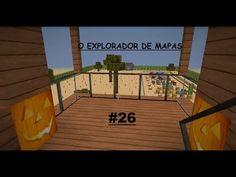 MINECRAFT O Explorador de mapas #26-E