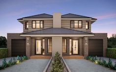 The Mentone Home - Browse Customisation Options | Metricon