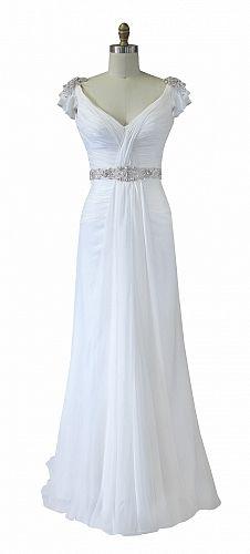 KAREN WILLIS HOLMES - 'Vanessa- embellished' wedding gown
