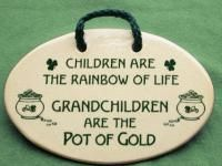 I most definitely have found the pot of gold with my three little Gingers...  Love Them!!!
