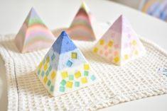 Pyramid soap