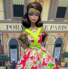 Sumer Sundress detail « Helen's Doll Saga