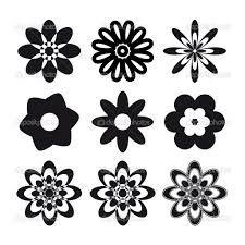 bloemen tattoo zwart - Google zoeken