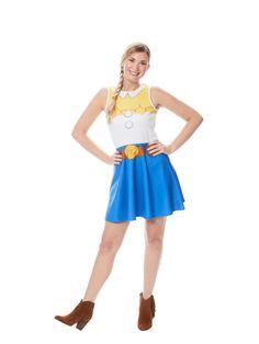 Toy Story Jessie Womens Costume