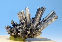 Stibnite | Flickr - Photo Sharing!