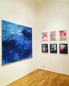 Original Abstract Painting by Erzsebet Nagy Saar Saatchi Art, Original Paintings, Flat Screen, Gallery Wall, Instagram, Frame, Home Decor, Kunst, Blood Plasma