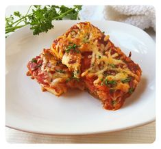 In need of some baked, melted goodness? Try out this tasty Tofu Parmesan recipe.