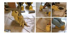 Cortador de azulejos: Cómo reemplazar un azulejo roto!