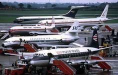 Photo of BEA - British European Airways Corporation Viscount G-AOHT